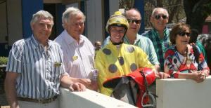 Sunmark Syndicate Brendon McNaughton Duffi's Call 1st race