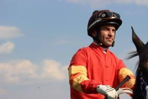 Francois Herholdt rode two winners on Sunday.