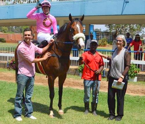 Jameson Run Wesley Marwing 1000m Maiden Plate