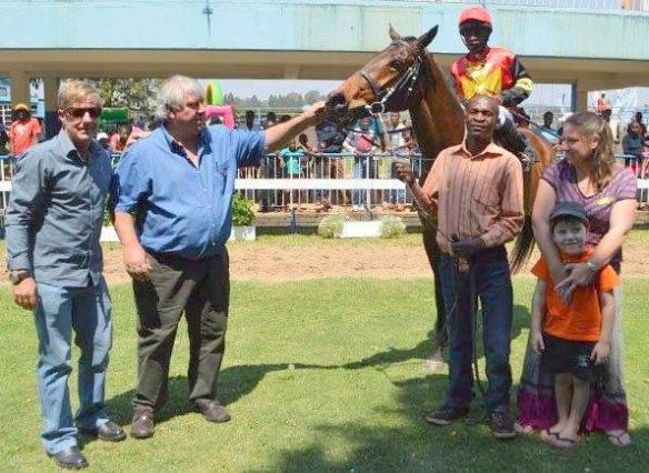 King's Wager Derere 1200m MR 50
